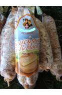 Dried sausage of Savoie(Savoy) tartiflette